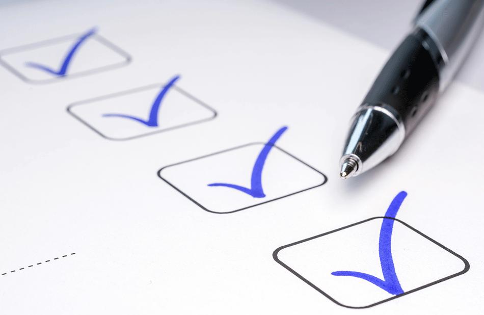 Estate Management Checklist