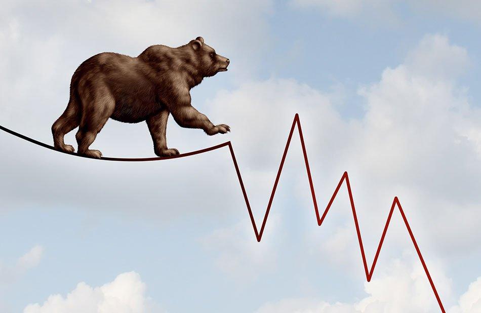 Pullbacks, Corrections, and Bear Markets