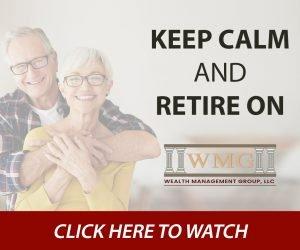 Keep Calm Retire On Webinar