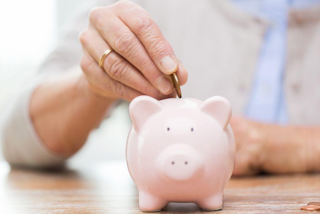 financial savings