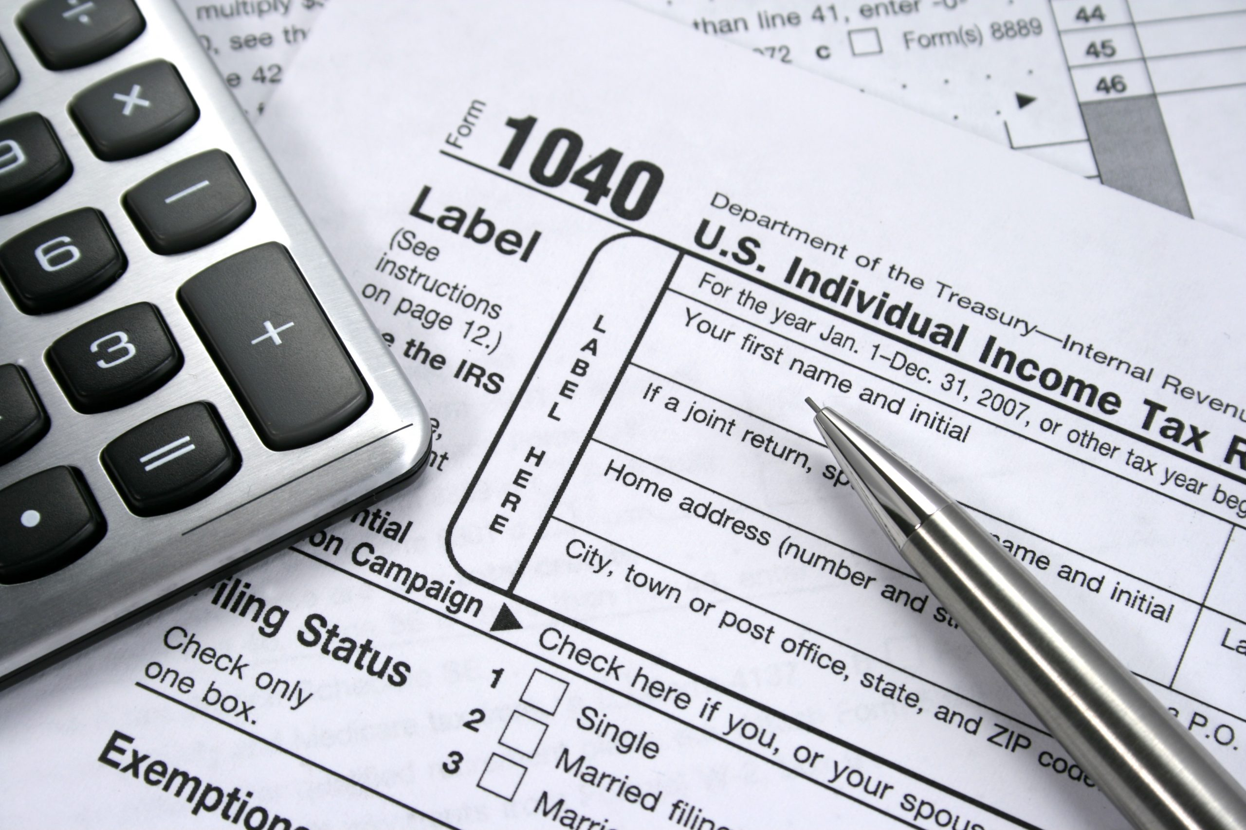 Filing Final Tax Returns for the Deceased